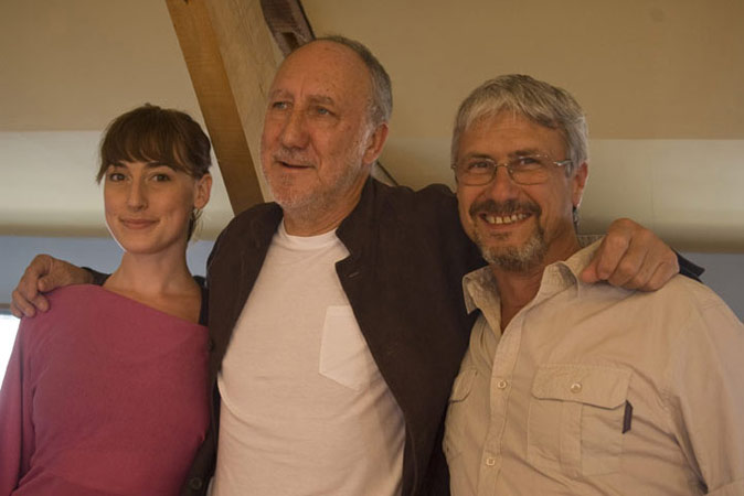 Jess CULLINGHAM, Pete TOWNSHEND, Fred